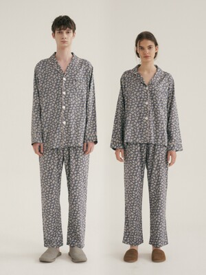 (Couple) Helsinki Pajama Set