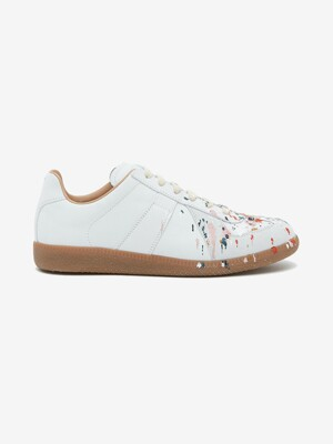 [WOMEN] 21SS REPLICA PAINTED SNEAKER WHITE S58WS0101 P1892 H8613