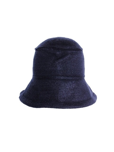 AGSS OG KNIT BUCKET HAT - NAVY