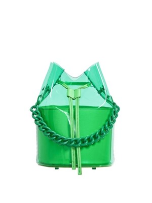 SPARKLING BAG - GREEN