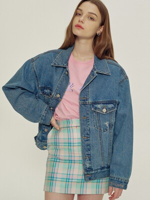 Manarola Denim Jacket_SS3624MB