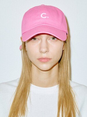 Basic Fit Ball Cap (Pink)