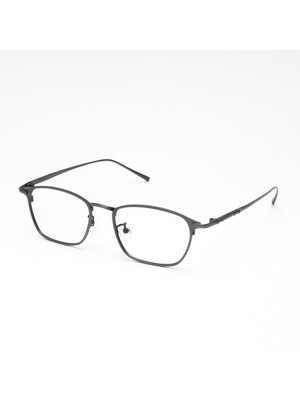 SEVILLA GLASSES (DARK SILVER)