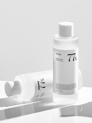 어성초 77토너(2 SET) HEARTLEAF 77% SOOTHING TONER