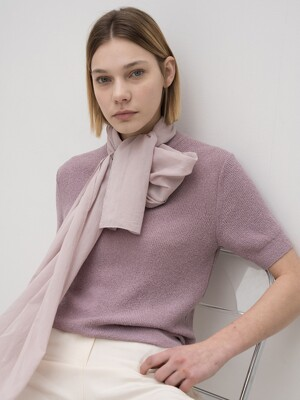 soleil cotton scarf (4color)