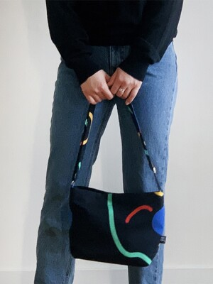 Sentimental cross bag