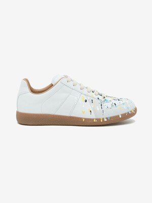 [WOMEN] 21SS REPLICA PAINTED SNEAKER WHITE S58WS0101 P1892 H8614