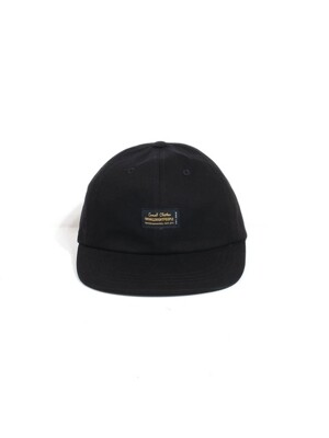 CC LABEL ST BALL CAP - BLACK