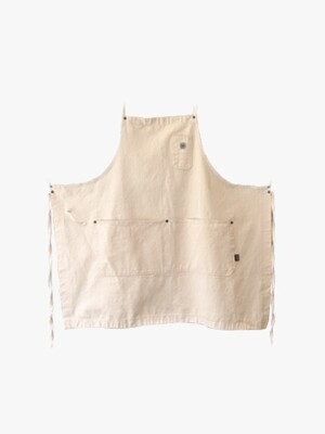 CANVAS APRON_LONG