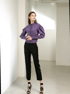 Ankle Pants - Black