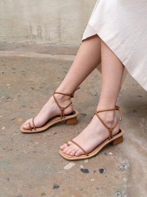 SIMPLE ROPE SANDAL C9S05BR