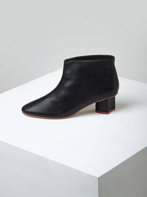 soft ankle boots(Deep sleep)_OK3CX19101BLK