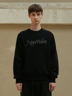 MGREY NEW WAVE SWEATSHIRT (TC1TSVF0803)