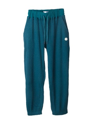 DAMP HOTEL CORDUROY SWEAT SET PANTS_EMERALD