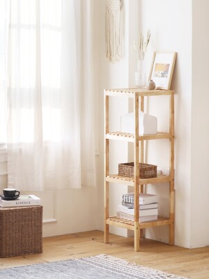 Wooden Shelf 욕실용