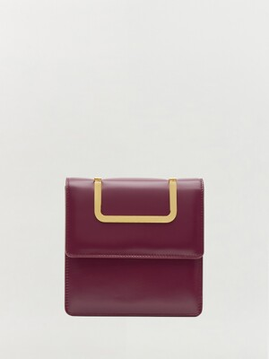 HANDEE Bag - Burgundy