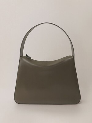 Ferry leather bag (Moss)