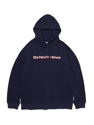 SHADOW DV LOGO HOOD(NAVY)