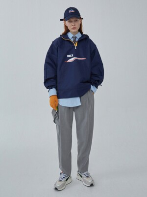 PUMA x ADER Windbreaker_Peacoat