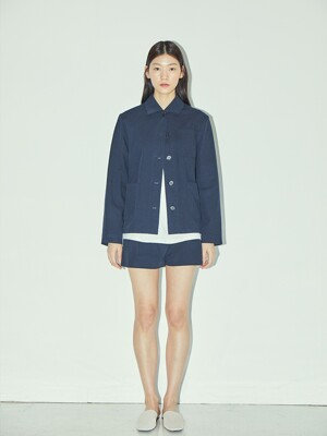 Carol Cotton Jacket (2 COLOR)