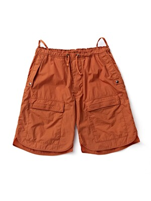 CBR SHORTS / ORANGE NYLON WASHER