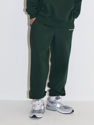 STANDARD SWEAT PANTS [GREEN]