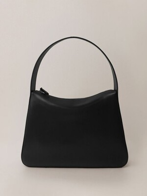 Ferry leather bag (Black)