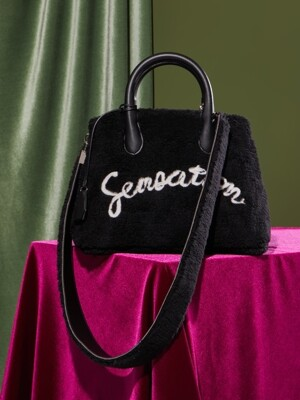 CATHERINE TOTE BAG_BLACK