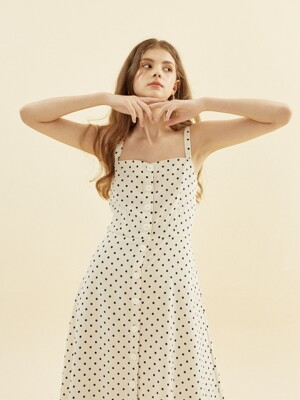 Annelle Dress_ Dot
