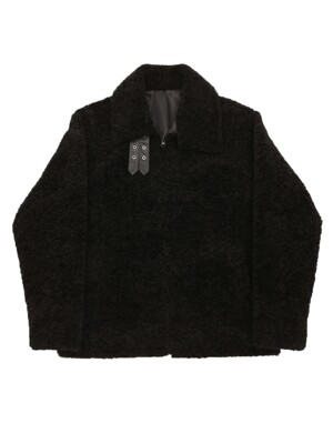 DUMBLE MUSTANG JACKET BLACK