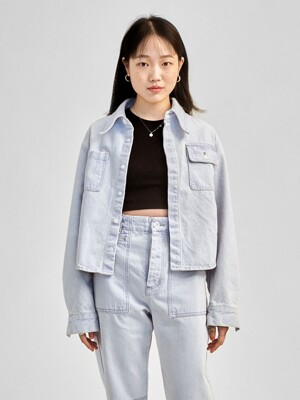 Uniform Overshirts - Rebel (Cropped)