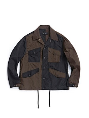 MECHANIC JACKET / MIXED NYLON WASHER