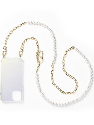GOLD PEARL MIXED CHAIN CASE