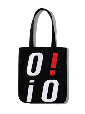 [ORIGINAL PACK] BIG LOGO ECO BAG [BLACK]